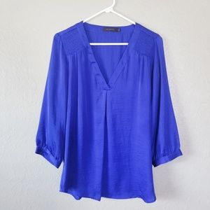 Blue Limited Top